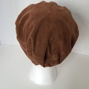 b34e9146707ff Nine West Accessories - Nine West Cap Womens Hat Faux Suede New